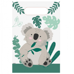 Sachets Cadeaux Invités Koala Anniversaire à thème