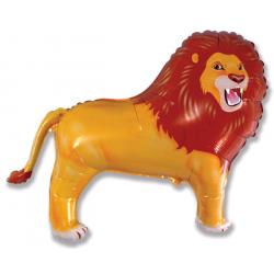 Ballon Hélium XL Lion Roi de la Jungle