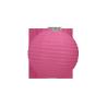 Boule de Papier Rose fuschia Lanterne 25 cm