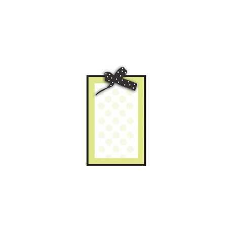 10 Invitations Imprimables Personnalisables avec Ruban + Enveloppe