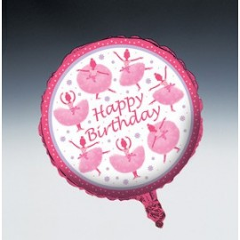 Ballon Géant Happy Birthday Anniversaire
