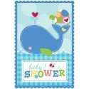 Invitation Baby Shower Thème Marin