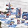 Grandes Assiettes Anniversaire Happy Birthday Thème Petit Bateau