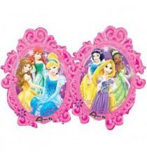 Ballon XXL Anniversaire Princesse Disney Cadre