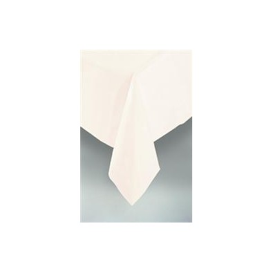 Nappe Plastique Ivoire Lavable