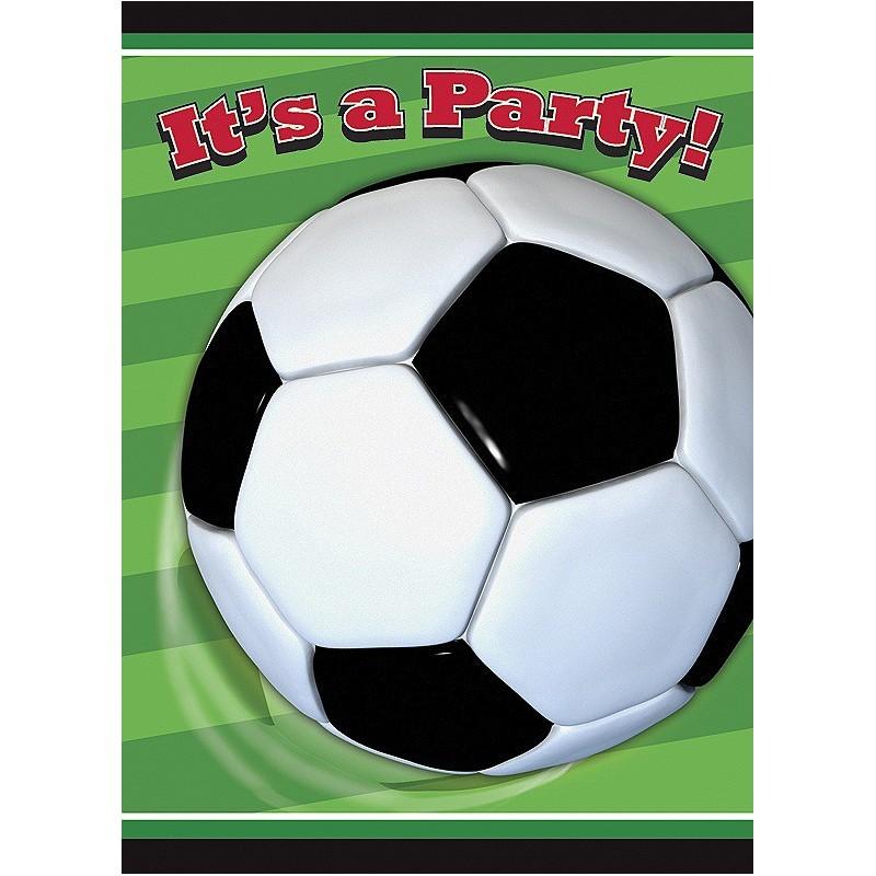 Favori Anniversaire pour enfant 10 - 12 ans à thème football avec ballon  MI39