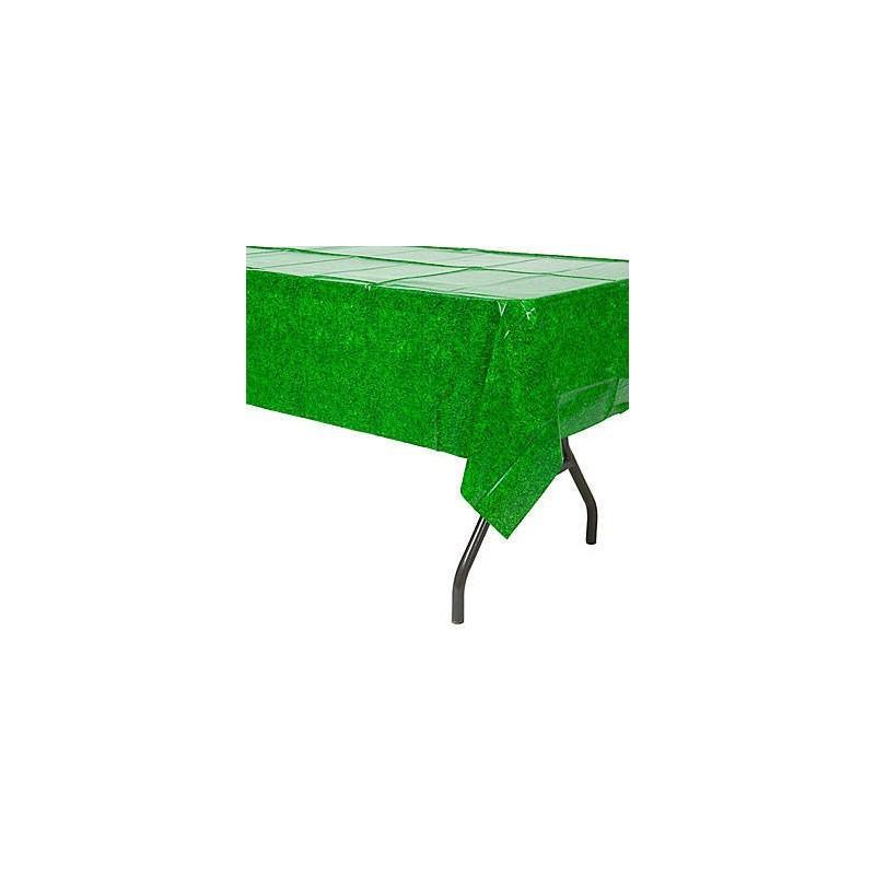 nappe verte imitation pelouse herbe de terrain de foot. Black Bedroom Furniture Sets. Home Design Ideas