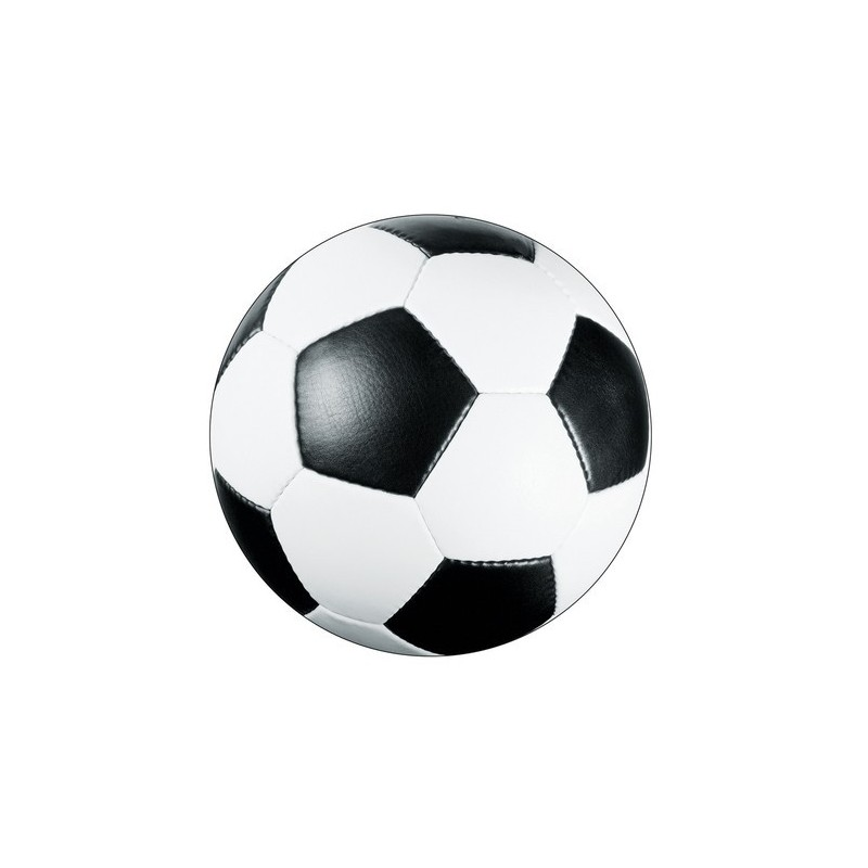 Invitation anniversaire football ballon de foot - Decoration football pour anniversaire ...