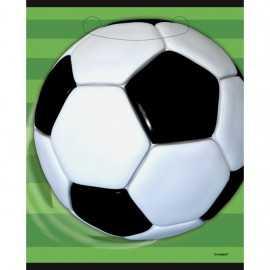 Sachets Cadeaux Invités Anniversaire Ballon de Football