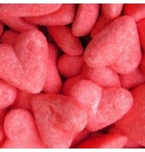 200g Bonbons Coeurs Rouge Pierrot Gourmand Candy Bar
