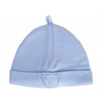 Bonnet Bébé bleu