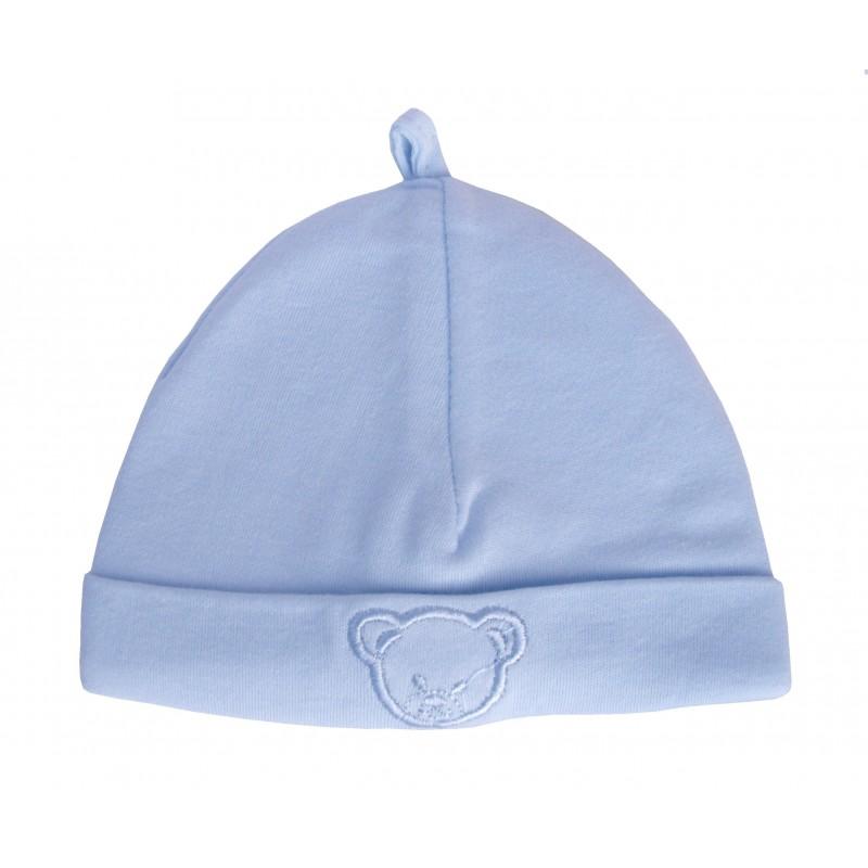 Super Bonnet bleu pour bébé garçon HR93