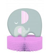 Centres de table en Papier Elephant Pastel