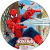 Assiettes Spiderman Anniversaire