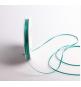 Ruban Satin 3mm Ultra fin Vert Emeraude au mètre
