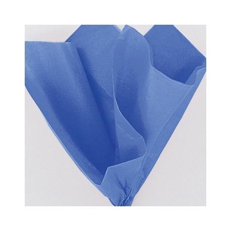 feuilles papier de soie bleu royal emballage cadeau. Black Bedroom Furniture Sets. Home Design Ideas