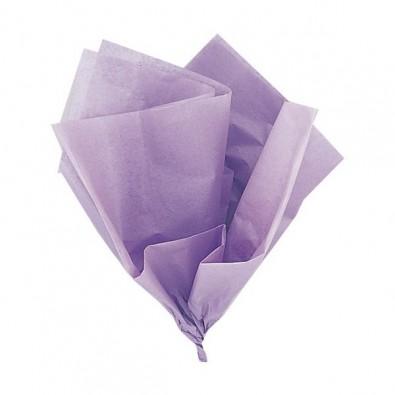 feuilles papier de soie parme violet emballage cadeau. Black Bedroom Furniture Sets. Home Design Ideas