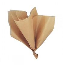5 Feuilles Papier de Soie Or