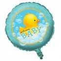 Ballon Alu à Thème Baby Shower Canard