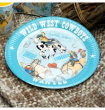 Grandes Anniversaire Wild West Cowboys