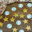 Confettis Anniversaire Wild West Cowboys