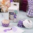 100 Moules à Cup Cakes Premium Baby Shower Future Maman