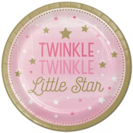Grandes Assiettes Etoiles Little Star