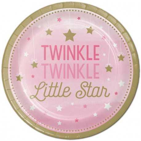 Grandes Assiettes Etoiles Little Star