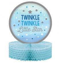 Centre de Table Bleu Décoration Little Star