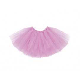 Tutu Jupe en tulle rose clair sur ruban satin fait main Bébé et Petite Fille