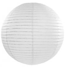 Boule de Papier blanc Lanterne 35 cm