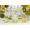 Banderole Anniversaire Abeilles Happy Bee Day