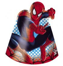 6 Chapeaux Originaux pour Enfants Spiderman Anniversaire