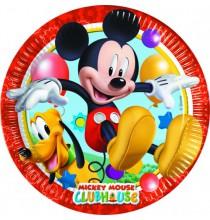 Petites Assiettes Mickey et ses Amis