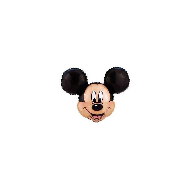 Ballon Alu Mylar Bulle Disney Mickey Mouse Anniversaire