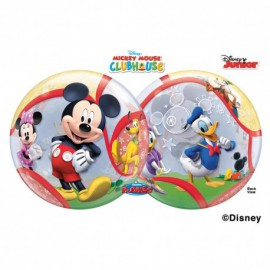 Ballon Bubble Mickey et ses amis Disney Clubhouse Mickey Mouse