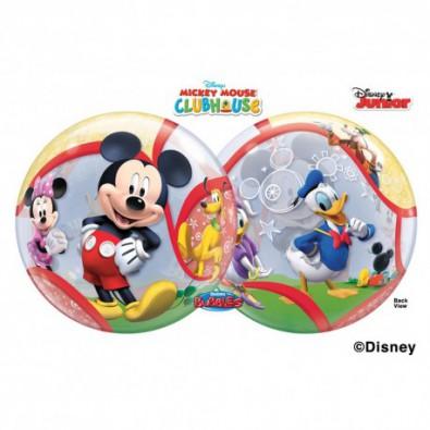 Ballon bubble mickey et tous ses amis disney anniversaire f te - Mickey mouse et ses amis ...
