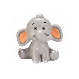 Figurine Bébé Eléphant - Animaux du Zoo Baby