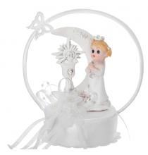 Grande Figurine Fille Première Communion