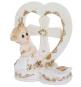 Figurine Fille Coeur Première Communion