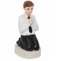 Figurine Garçon en Résine pour Première Communion