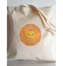 Tote Bag Mini Poule