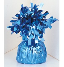 Sac Contrepoids Pour Ballon Hélium Bleu Brillant