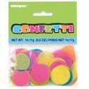 Confettis Ronds Mix Couleurs Papier de soie