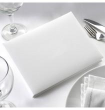 Livre d'or Premium Blanc pour Personnalisation Baptême Communion et Fête