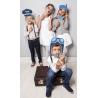 4 Accessoires Photobooth Hôtesse de l'air Avion dans les nuages
