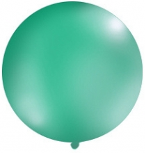 Grand ballon XXL Rond Premium vert foncér 100cm - à l'unité