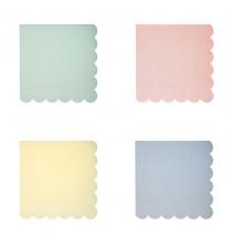 Clayre /& FED invités Serviette Vaisselle Serviette Serviette Coton Shabby