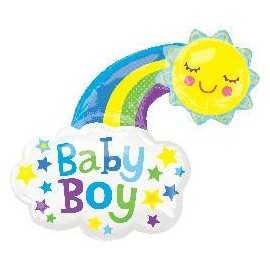 Rainbow Party Pastel - Kit Printable Anniversaire Enfant Arc-en-ciel