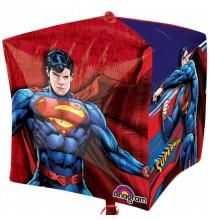 Ballon Géant Emblème Superman Super Héros Décoration